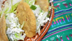 Recipe for Gorditas